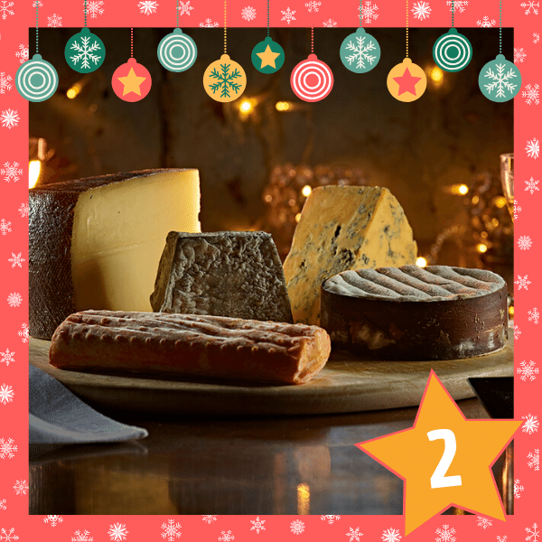 Advent Day 2 - Your Chance to Win