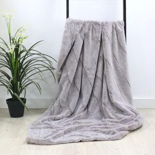 Win a Paoletti Faux Fur Throw