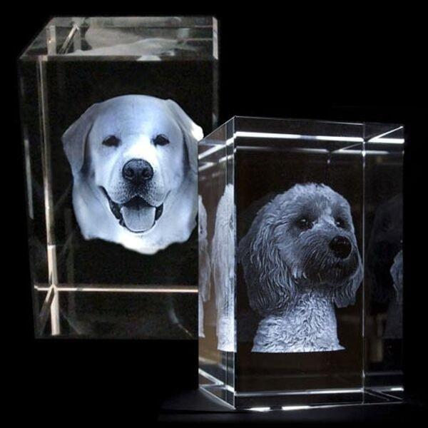 Win a 3D Engraved Photo Crystal